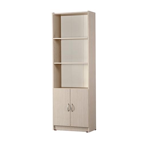 ספרייה צרה + 2 דלתות קצרות