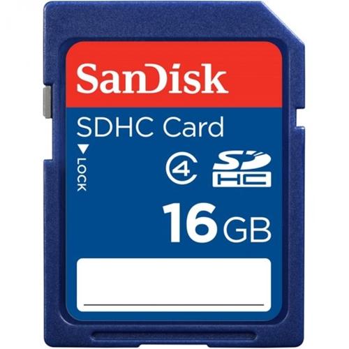 כרטיס זיכרון Sandisk דגם SDSDB-016G-B35 נפח 16GB