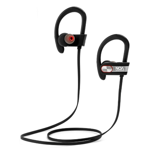 אוזניות בלוטוס ספורט ייעודיות לריצה NOA ACTIVE