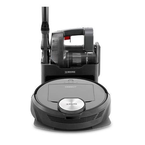 שואב רובוטי שוטף עם מיפוי לייזר 2 ב-1 דגם R98