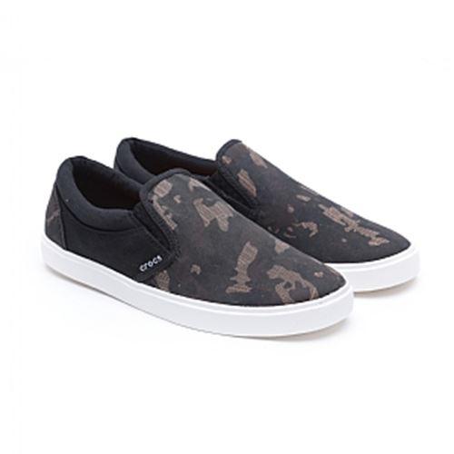 נעלי אופנה גברים Crocs קרוקס דגם CitiLane Graphic