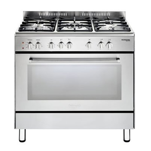 תנור משולב כיריים מפואר 5 להבות תוצרת Delonghi