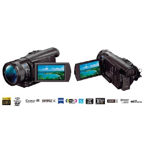 מצלמת וידאו SONY היי-דפנישן High End CX900EB