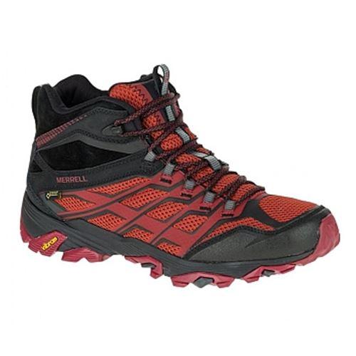 נעלי הליכה וטיולים גברים Merrell מירל דגם Moab FST-Mid Go...