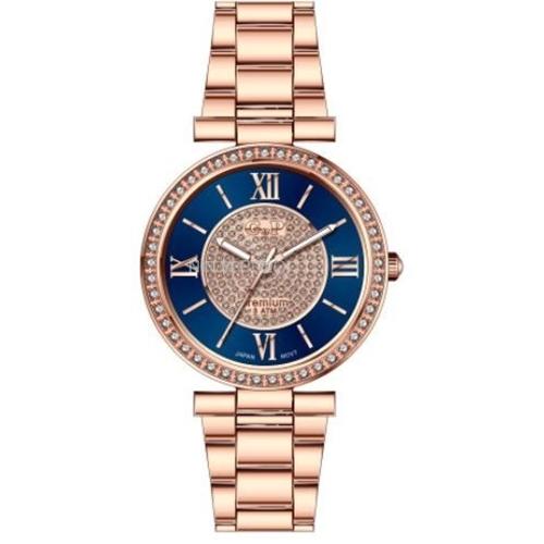 שעון יד יוקרתי לאישה מבית G&P