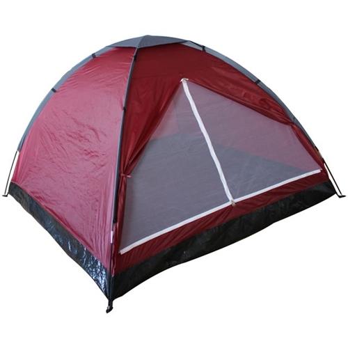 אוהל BASIC ל-6 אנשים בעל כניסה רחבה CAMPTOWN