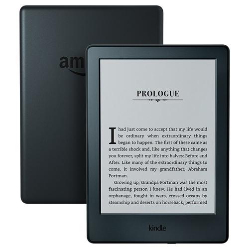 """קורא ספרים Amazon Kindle E-reader עם מסך מגע """"6"""