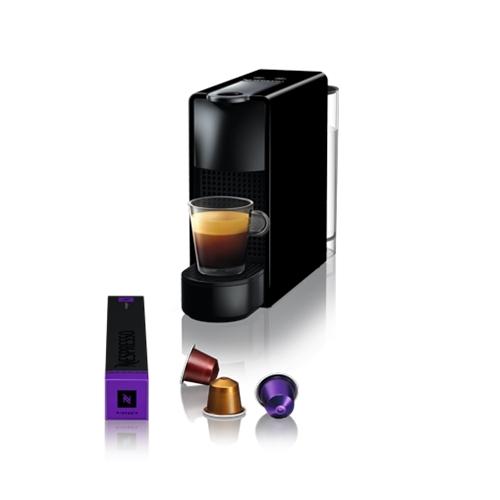 מכונת קפה NESPRESSO  אסנזה מיני בצבע שחור דגם C30