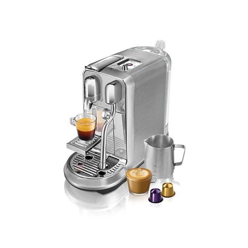 מכונת קפה NESPRESSO  קריאטיסטה פלוס פלדת אל חלד