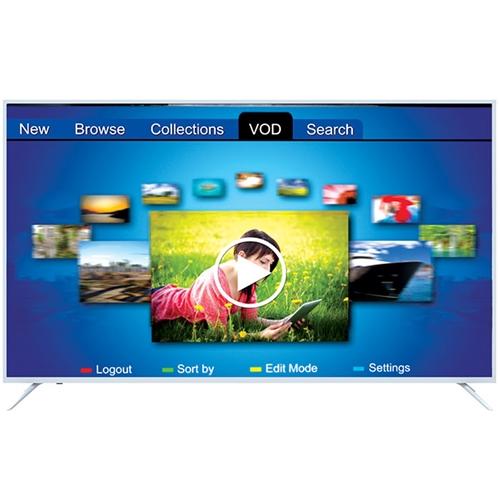 """טלוויזיה """"75 LED SMART 4K  דגם: GL-750"""