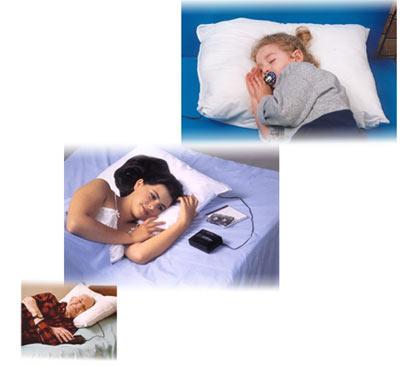 הכרית מוזיקלית שתנעים לכם את השינה