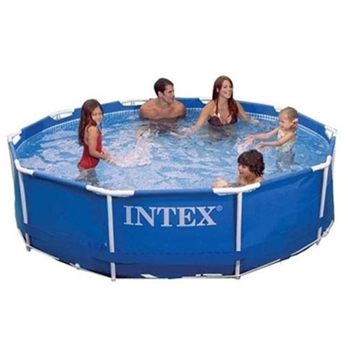 """בריכת INTEX עגולה 76*366 ס""""מ"""