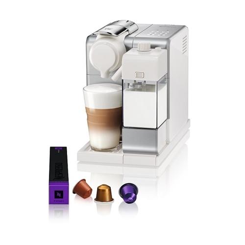 מכונת קפה NESPRESSO Lattissima Touch F521 כסוף
