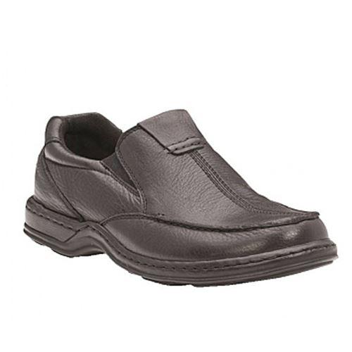 נעלי נוחות עור גברים Hush Puppies האש פאפיס דגם Sawyer