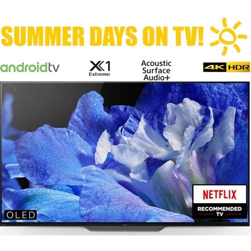"""טלוויזייה 65"""" OLED 4K ANDROID TV דגם: KD-65AF8BAEP"""