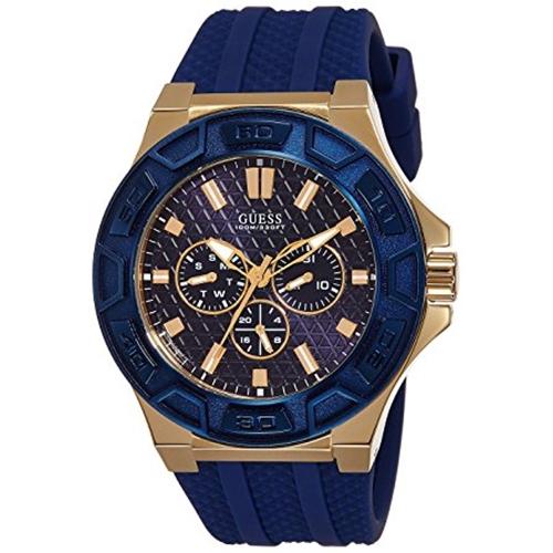 שעון יד אנלוגי לגבר Guess W0674G2