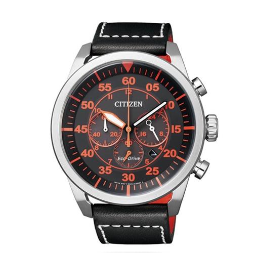 שעון יד ECO DRIVE לגבר מבית שעוני CITIZEN יפן
