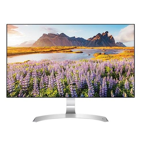 """מסך מחשב 27"""" LG פאנל IPS דגם 27MP89HM-S"""