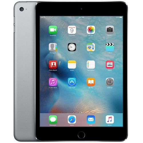 "אייפד מיני iPad Mini 4 Wi-Fi + Cellular 7.9"" 128GB"