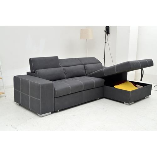 ספה פינתית מפוארת נפתחת למיטה מבית VITORIO DIVANI