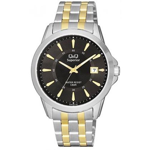 שעון יד יוקרתי לגבר Q&Q