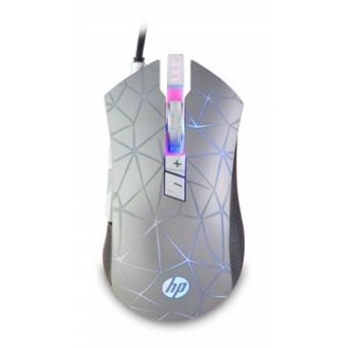 עכבר גיימיג מקצועי 8 מקשים HPM300G 500HZ בית HP