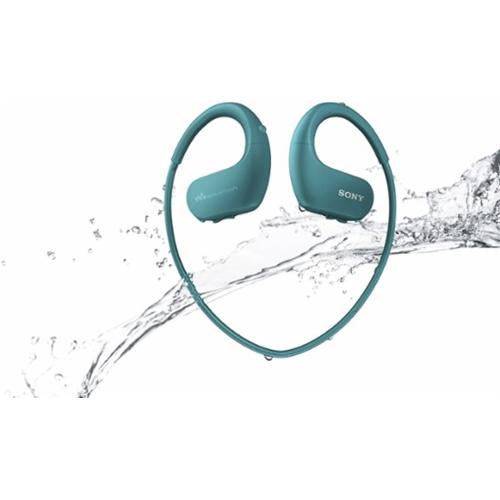 אוזניות איכותיות משולבות נגן עמיד במים מבית SONY