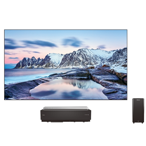 "LASER TV בגודל 100"" כולל סאב אלחוטי דגם  100LN60DI"