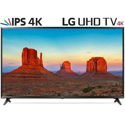 טלוויזיה 43'' LED SMART 4K דגם:43UK6300Y
