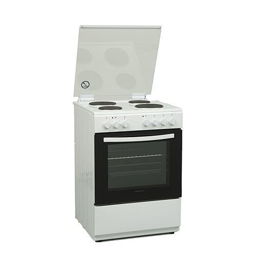 תנור אפיה משולב כיריים חשמליות Normande דגם: 6060