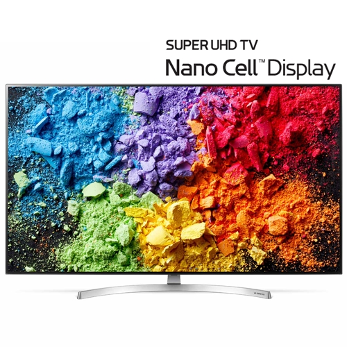 "טלוויזיה ""65 LED 4K SMART NanoCell דגם 65SK8000P"