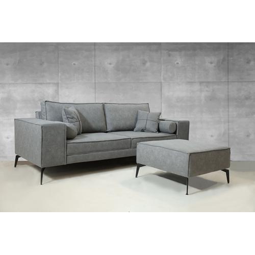 ספה תלת מושבית מפוארת במראה קלאסי Vitorio Divani