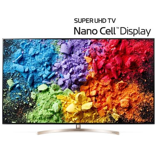 """טלוויזיה """"65 LED 4K Nano Cell דגם 65SK9500Y תצוגה"""