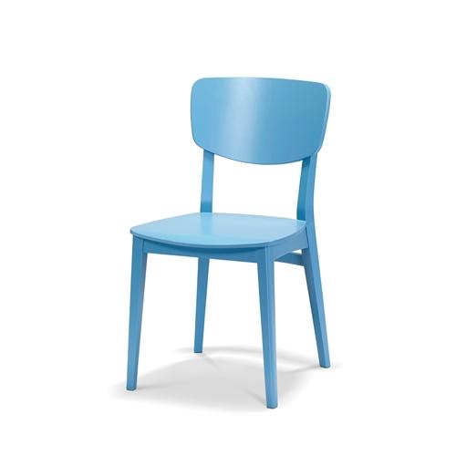 כיסא בעיצוב רטרו מדליק בעל מבנה חסון - ביתילי