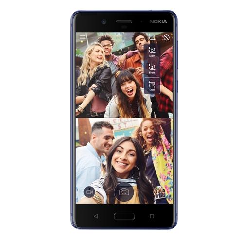 סמארטפון Nokia 8 אחריות יבואן רשמי