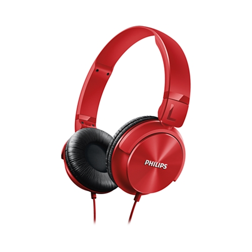 אוזניות קשת Philips דגם SHL3060 אדום