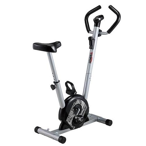 אופני כושר מכניות כולל רצועה וצג דיגיטלי דגם b130