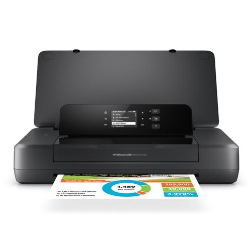 מדפסת דיו ניידת אלחוטית HP OfficeJet 202 Printer
