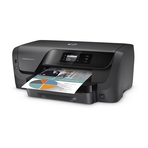 מדפסת דיו תרמית Officejet Pro 8210 מבית HP