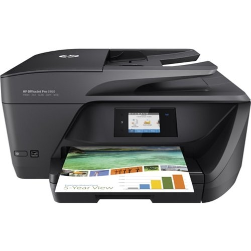 מדפסת דיו Officejet Pro 6950 All-in-One מבית HP