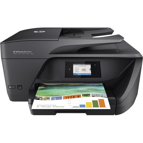 מדפסת דיו Officejet Pro 6960 All-in-One מבית HP