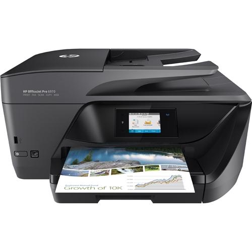מדפסת דיו Officejet Pro 6970 All in one מבית HP