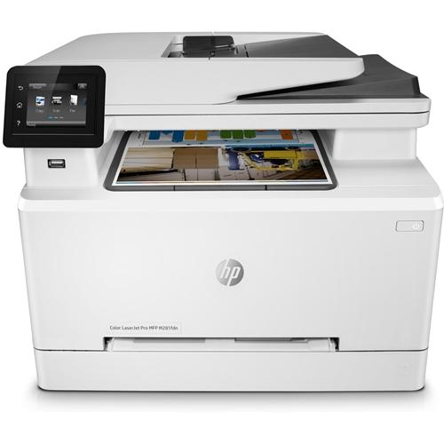 מדפסת לייזר Color LaserJet Pro MFP M281fdn מבית HP