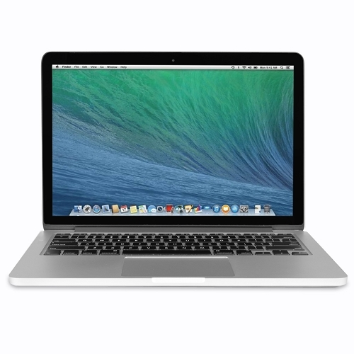"מחשב נייד 13.3"" Apple MacBook Pro Retina ME865LLA"