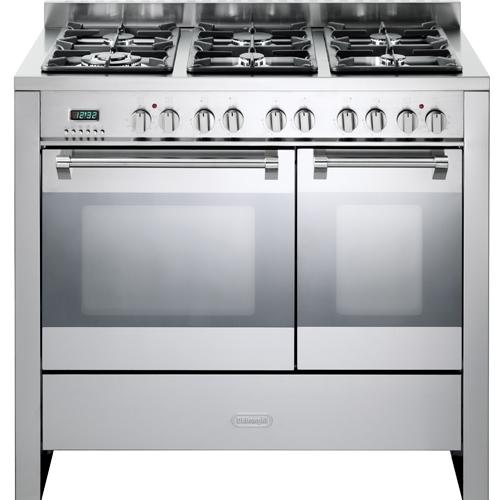 תנור משולב כיריים 6 להבות DeLonghi NDS 2003X