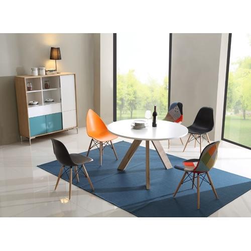 שולחן פינת אוכל עגול מודרני דגם 9289 מבית TAKE IT