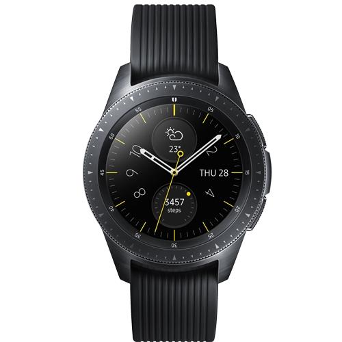 """שעון חכם מעוצב חדשני Galaxy Watch """"42 צבע שחור"""