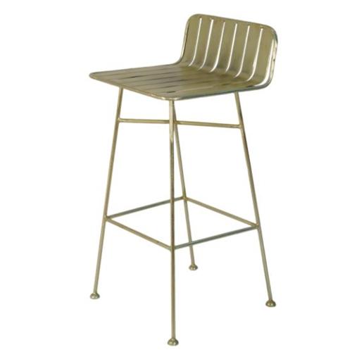 כיסא בר עשוי ברזל דגם שברון ביתילי