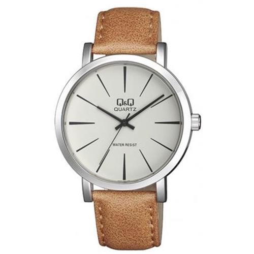 שעון יד אופנתי אלגנטי לגבר QS-Q892J300Y מבית Q&Q