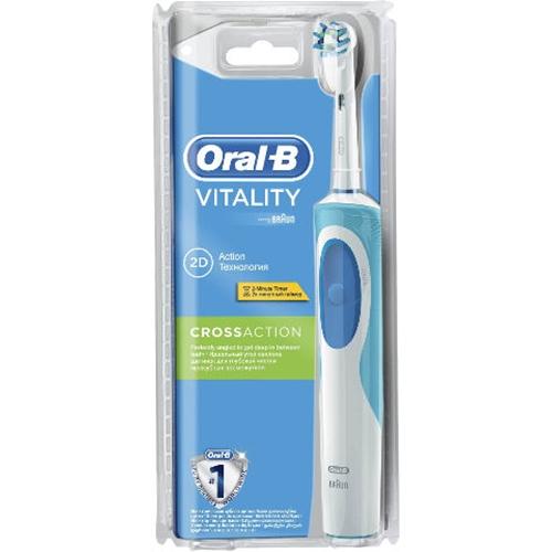 מברשת שיניים חשמלית אורל בי ויטליטי ORAL B VITALIT